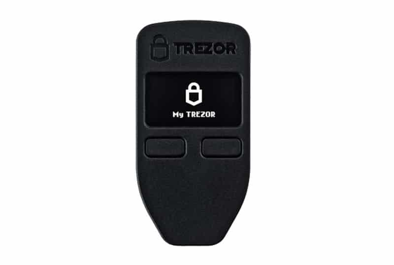 Tutorial Trezor One
